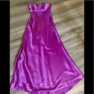 Stunning strapless dress by Jump Apparel 3/4